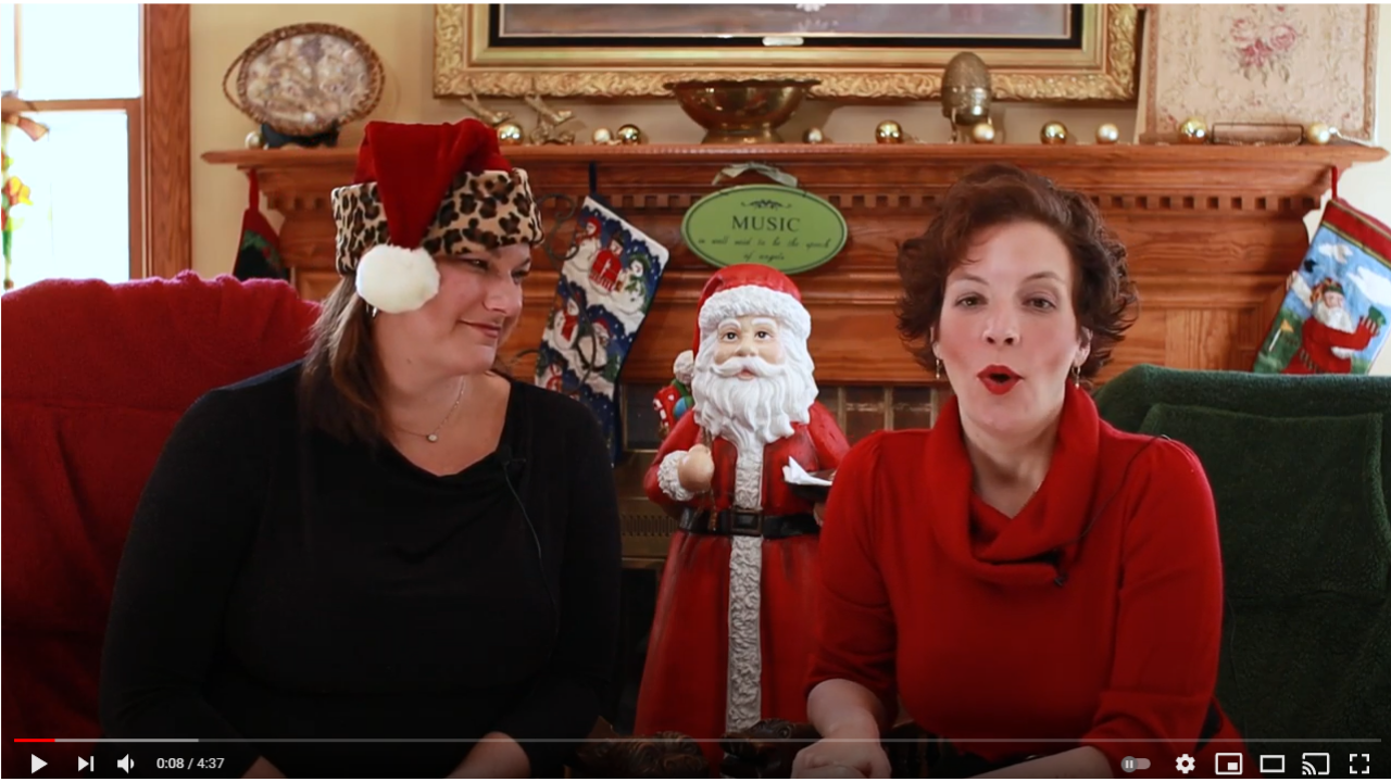 2019 holiday video