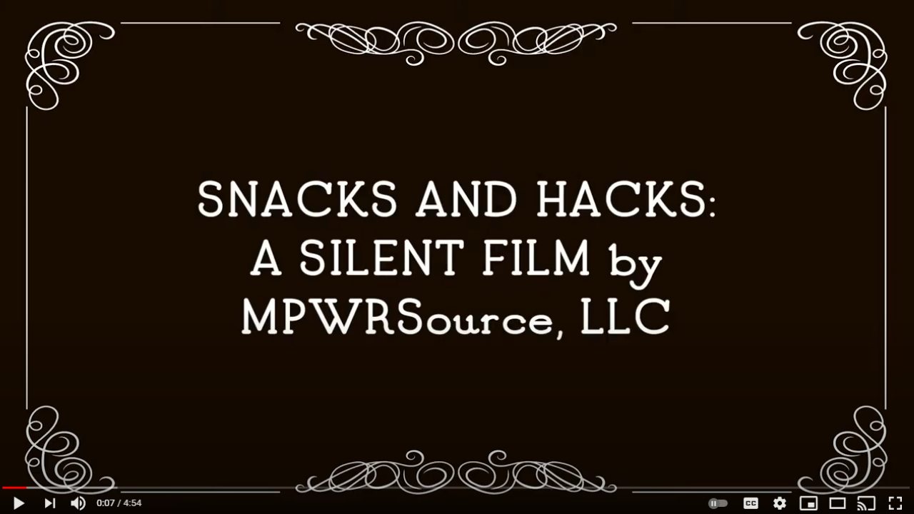 snack and hacks